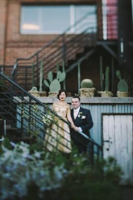 Sparkling garden cafe wedding093