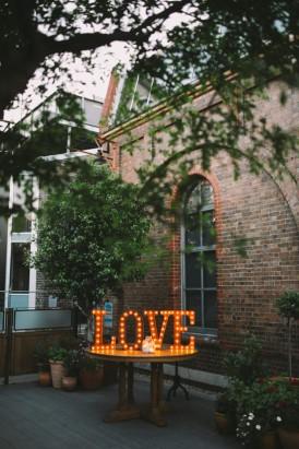 Sparkling garden cafe wedding099