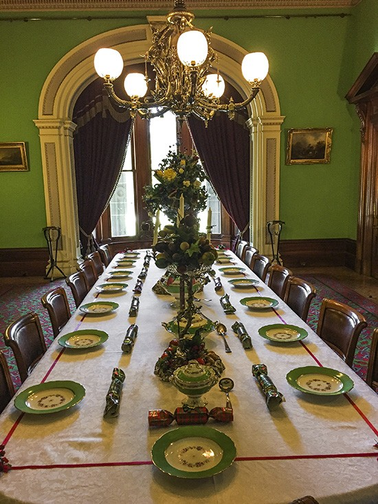 Werribee Mansion Dining