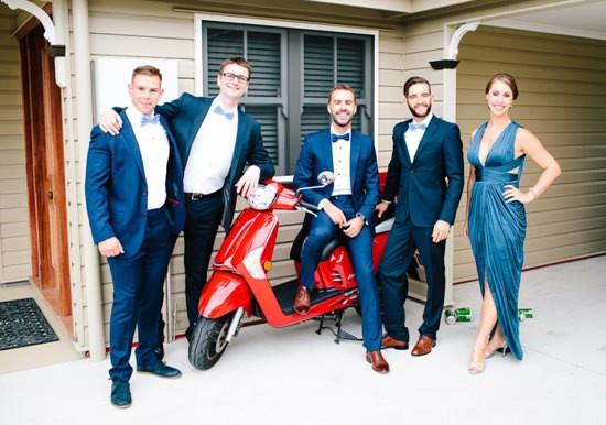 Industrial Chic Wedding009