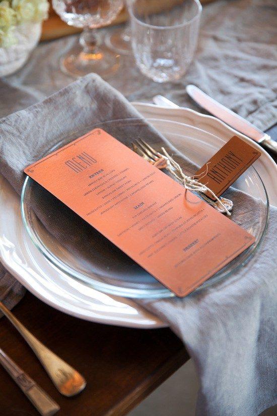 Copper-wedding-menu-550x825