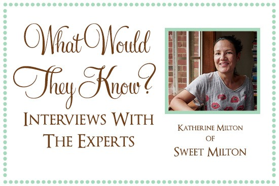 Katherine of Sweet Milton