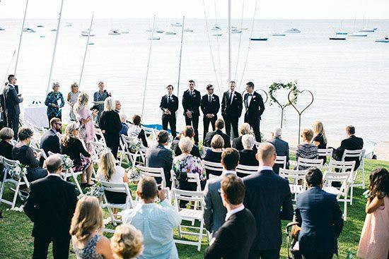 Modern Waterside Wedding046
