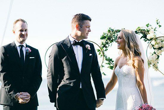 Modern Waterside Wedding056