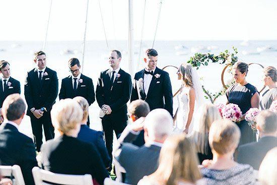 Modern Waterside Wedding059