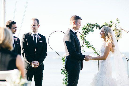Modern Waterside Wedding062