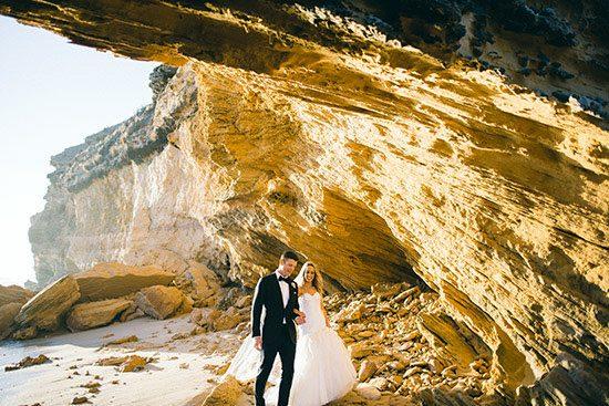 Modern Waterside Wedding087