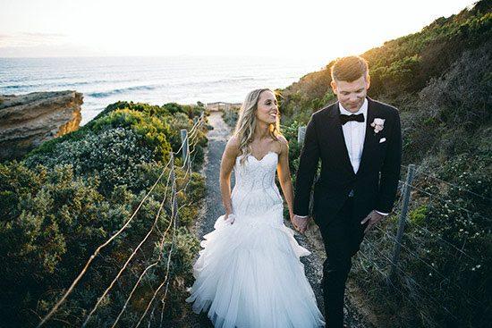 Modern Waterside Wedding095