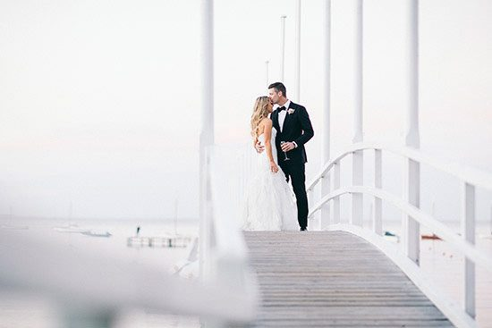 Modern Waterside Wedding108