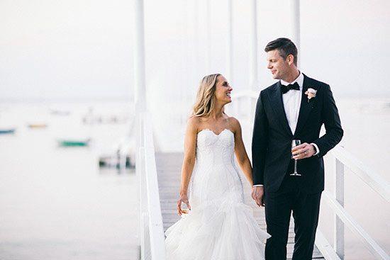 Modern Waterside Wedding109