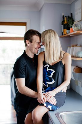 Sweet At Home Engagement011