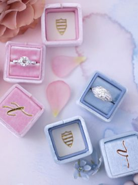 The Mrs Box Ring Boxes
