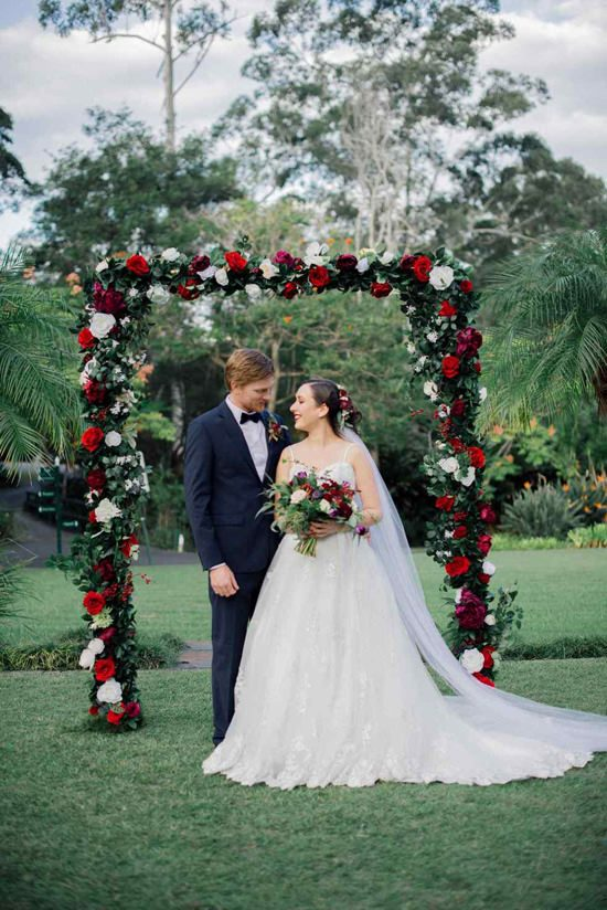 Bright Winter Romance Wedding Ideas026