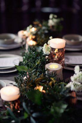 Modern Greenery With Jewel Tones Bridesmaid Inspiration011
