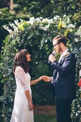 New Zealand wedding ceremony