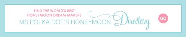 Polka Dot Honeymoons Directory Mid Banner