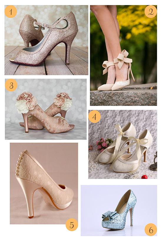 Etsy Roundup Wedding Shoes Polka Dot Wedding Formerly Polka Dot Bride
