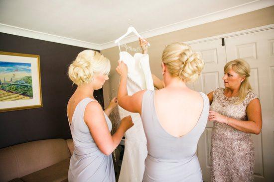 Elegant Frasers Restaurant Wedding005