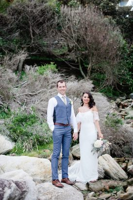 Modern Bondi Icebergs Wedding050
