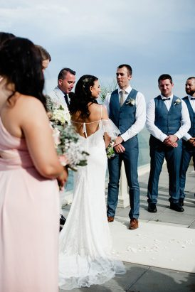 Modern Bondi Icebergs Wedding082