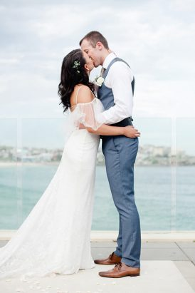 Modern Bondi Icebergs Wedding095