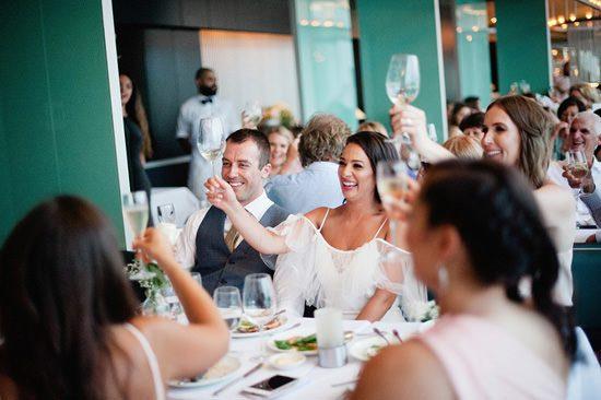 Modern Bondi Icebergs Wedding137