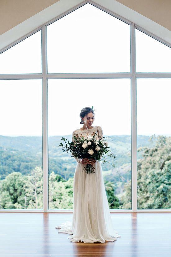 Modern Romantic Bridal Ideas1125