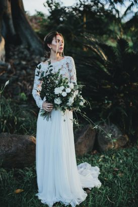 Modern Romantic Bridal Ideas1188