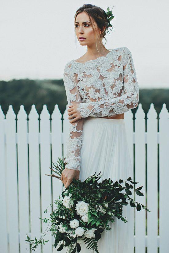 Modern Romantic Bridal Ideas1197