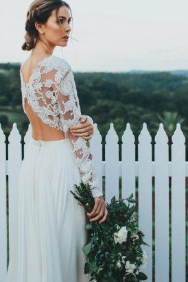 Modern Romantic Bridal Ideas1203