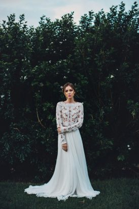 Modern Romantic Bridal Ideas1209