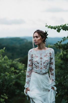 Modern Romantic Bridal Ideas1234