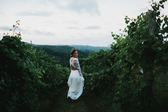 Modern Romantic Bridal Ideas1238