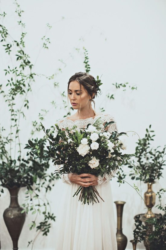 Modern Romantic Bridal Ideas1245