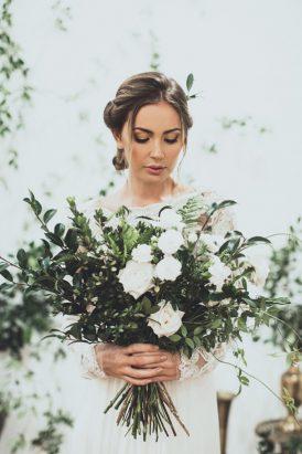 Modern Romantic Bridal Ideas1247
