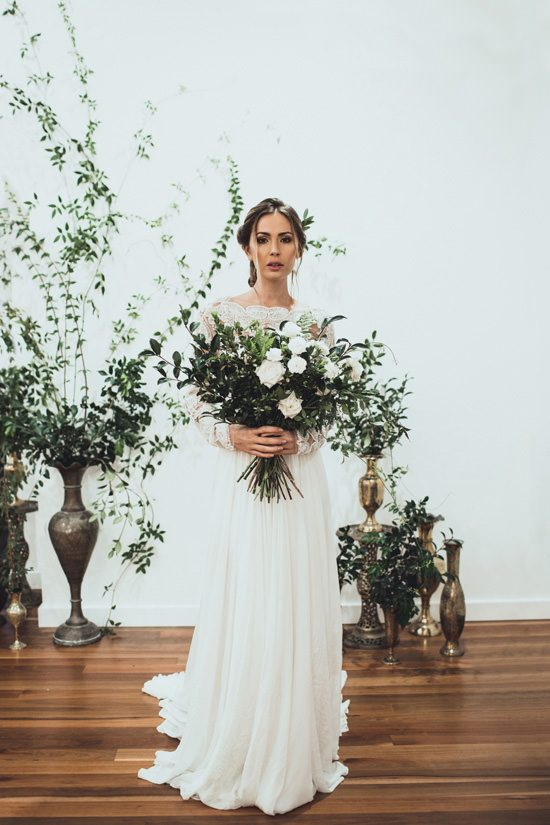 Modern Romantic Bridal Ideas1249