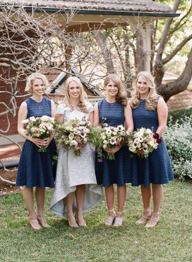 Modern Sydney Royal Botanic Gardens Wedding008