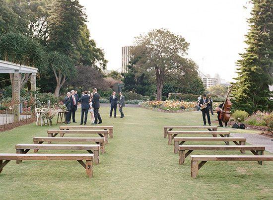 Modern Sydney Royal Botanic Gardens Wedding021