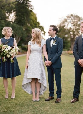 Modern Sydney Royal Botanic Gardens Wedding028