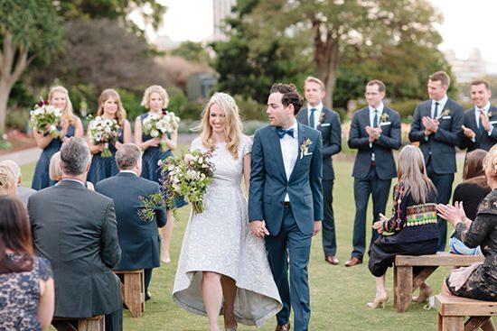 Modern Sydney Royal Botanic Gardens Wedding032