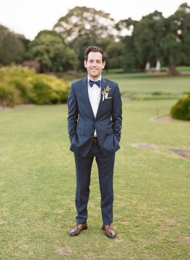 Modern Sydney Royal Botanic Gardens Wedding056