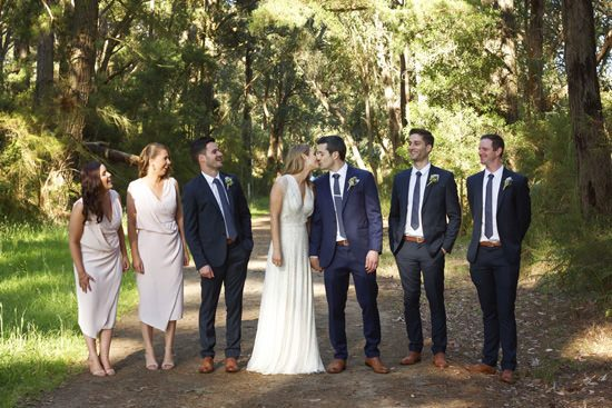 Romanic Red Hill Wedding134