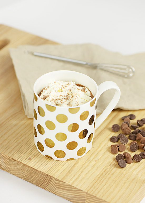Spiked Amarula Hot Chocolate Cocktail