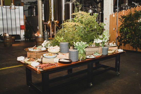 Chic Mountain Goat Brewery Wedding106