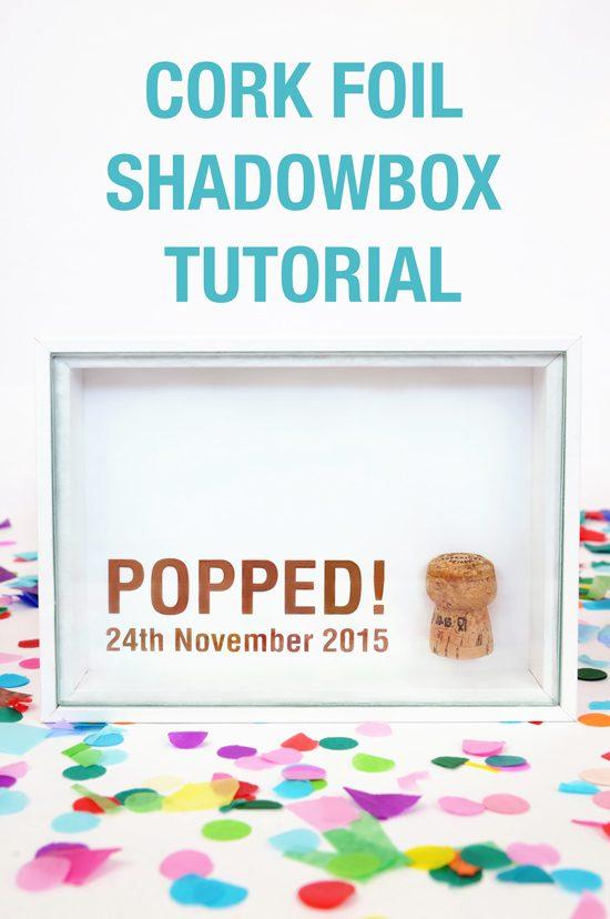 Cork-Foil-Shadowbox-Tutorial-With-Cricut