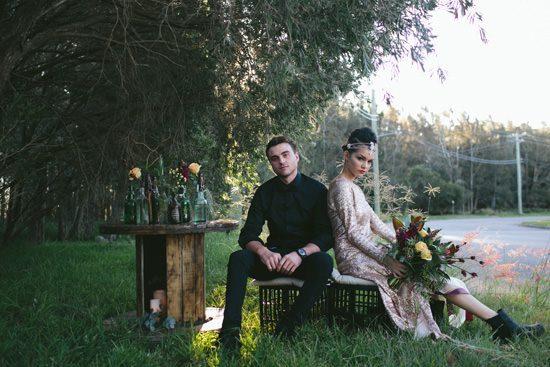 Glam Grunge Wedding Inspiration025