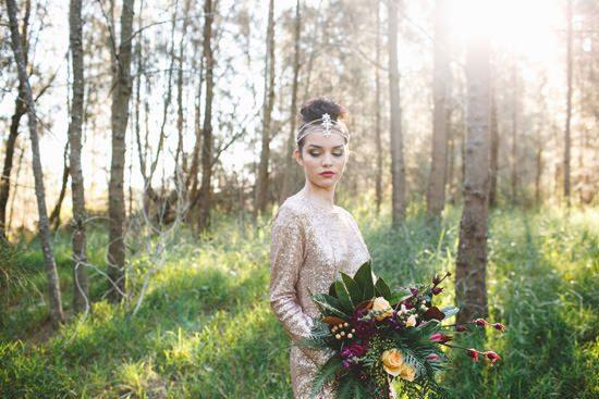 Glam Grunge Wedding Inspiration035