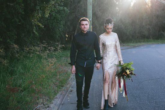 Glam Grunge Wedding Inspiration046