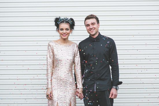 Glam Grunge Wedding Inspiration088