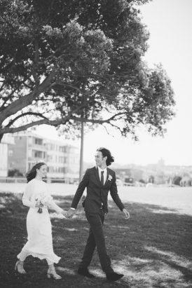 Intimate Coogee Beach Wedding023
